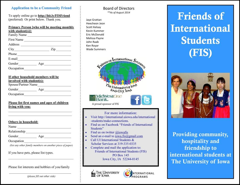 FIS Brochure